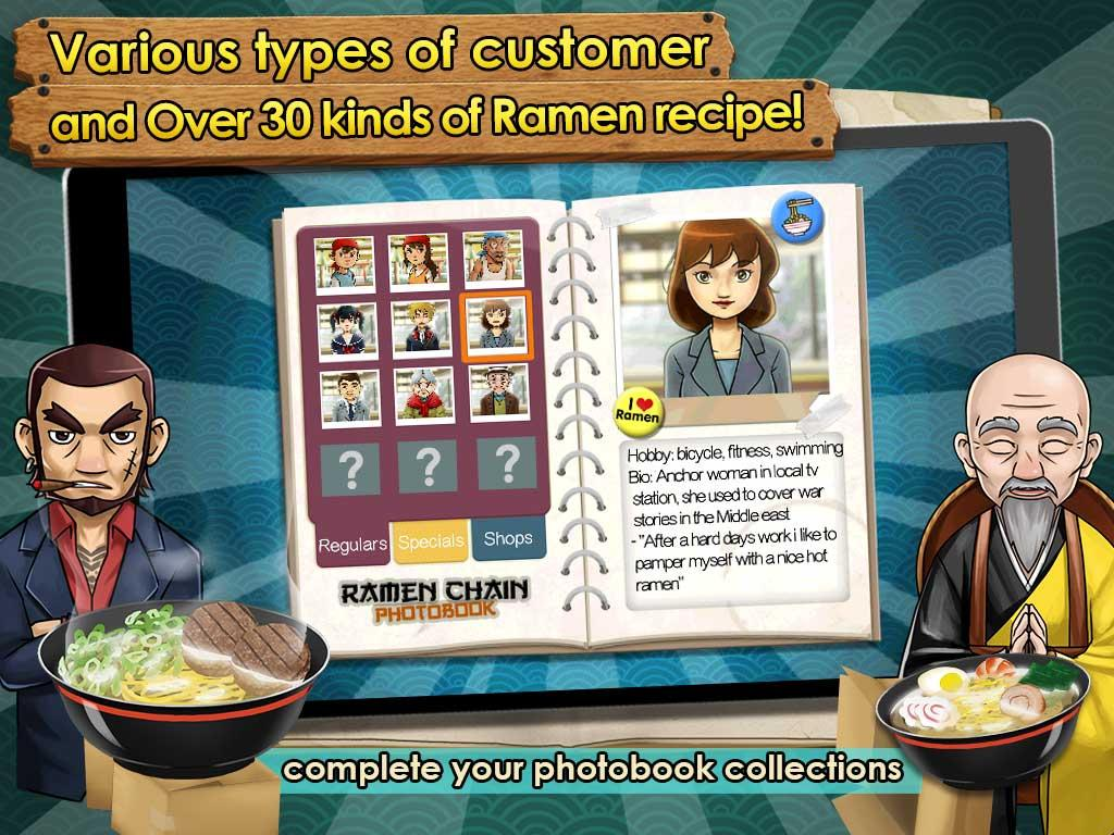 Ramen Chain Screenshot 6