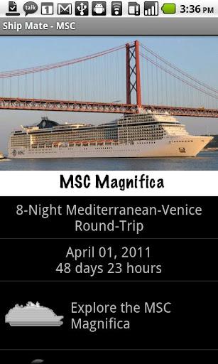 Ship Mate - MSC Cruises