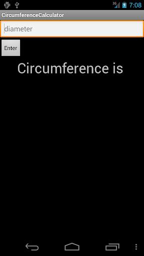 Circumference Calculator NoAds
