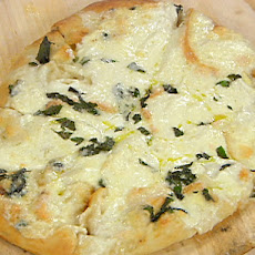 Traditional White Pizza