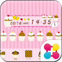 カップケーキ for[+]HOMEきせかえテーマ icon