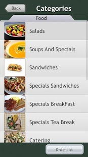 O'Briens -Cafe Gourmet Pte Ltd - screenshot