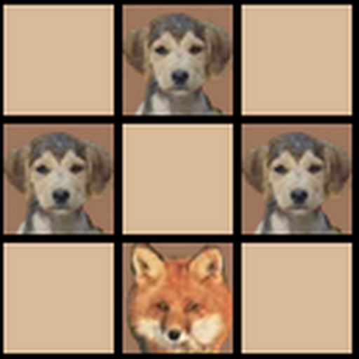 FoxnDogs LOGO-APP點子