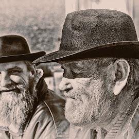 Sweden cowboys by Mattias Larsson - People Portraits of Men ( #old )