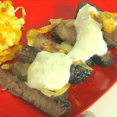 Low Fat Smothered Sirloin Steak-Kraft Foods
