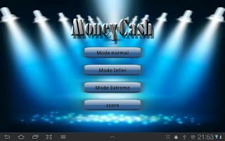 Screenshot of Million dollar money cash