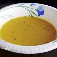 Easy Pumpkin Soup with Sage