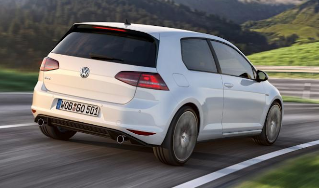 New VW Golf GTI pictures - carhoots