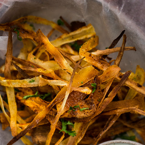 Parsnip Crisps Recipes | Yummly