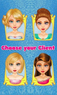 Nose Piercing Salon - screenshot