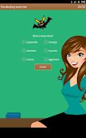 Screenshot of Italian Class