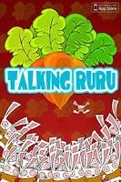 Screenshot of Talking Rabbit Ruru - free