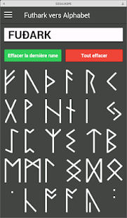 Oracle des Runes - screenshot