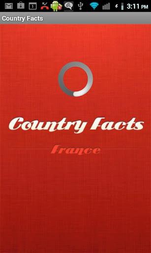 【免費旅遊App】Country Facts France-APP點子