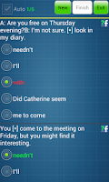Screenshot of Test English Grammar II (Free)