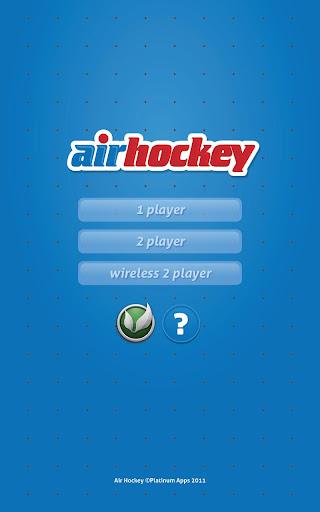 Platinum Air Hockey Free