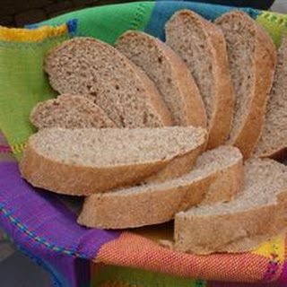 Basic Wholemeal Bread