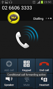 Auto Redial | call timer Screenshot