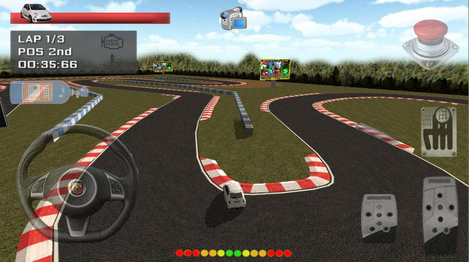 Grand Race Simulator 3D Screenshot 9
