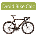 Droid Bike Calculator icon