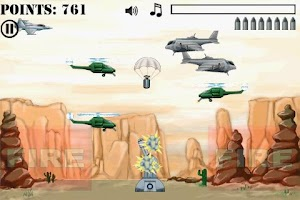 Screenshot of Titan Turret