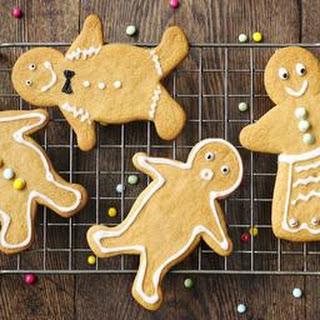 No Molasses Gingerbread Men Recipes