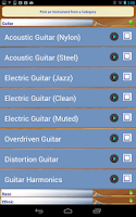 Screenshot of Guitar Chords (Free)