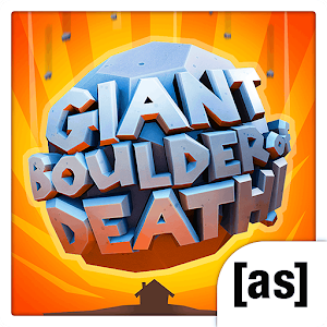 Cover art Giant Boulder of Death