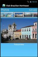 Screenshot of Guide Salvador Natal Fortaleza