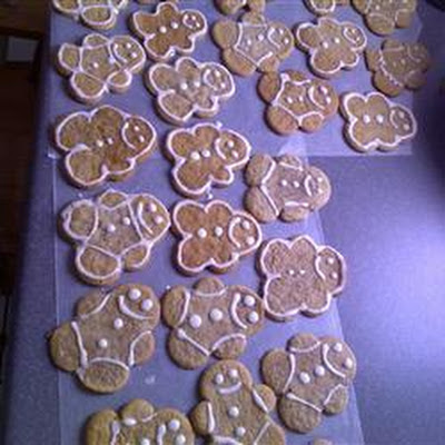 Best-Ever Gingerbread Biscuits