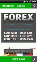 Screenshot of Forex Trading for BEGINNERS