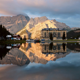 Misurina by Blaz Crepinsek - Landscapes Mountains & Hills