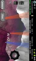 Screenshot of Metal Rain (alpha)