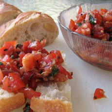 Best Ever Bruschetta