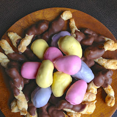 Easter Egg Nest Centerpiece