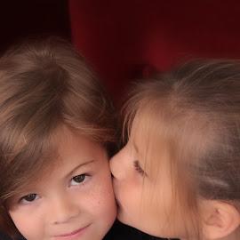 Kissin Cousins by Dawn Henderson - Babies & Children Children Candids