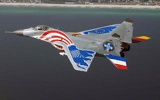 Screenshot of MiG-29 Fulcrum FREE