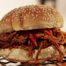 BBQ Pulled Pork Sandwhiches