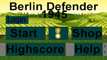 Screenshot of Berlin Defender 1945