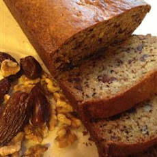 Date Orange Bread