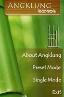Screenshot of Angklung Indonesia