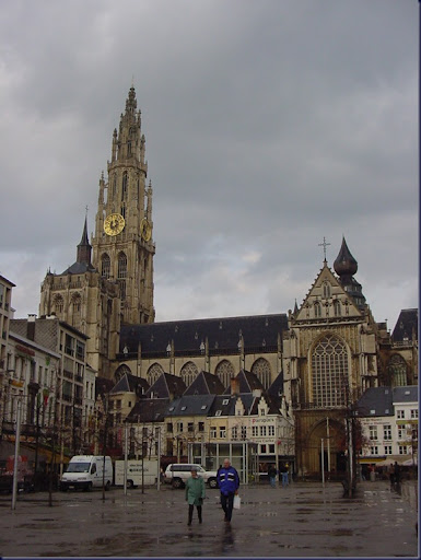 015_Antwerp - Cathedral