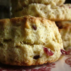 Classic Tea Time Cream Scones