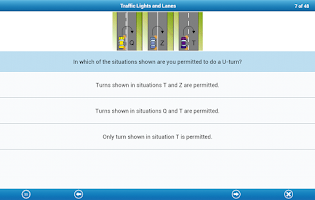 Screenshot of Australian Learners Test Lite