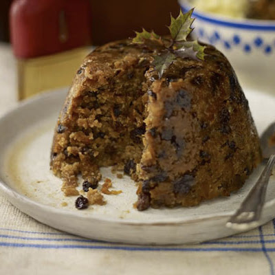 Granny Cook's Christmas pud