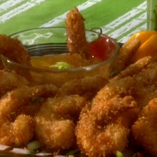 Coconut Shrimp with Orange Marmalade