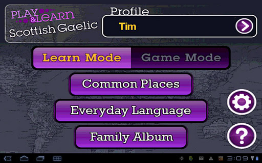 Play and Learn Gaelic