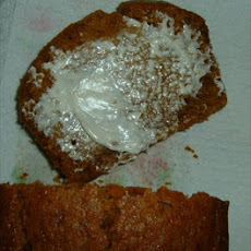Pumpkin Bread (Low Fat)