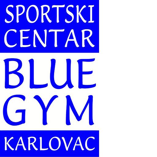 Android aplikacija Blue gym Karlovac na Android Srbija