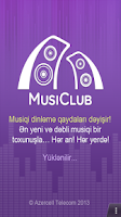 Screenshot of MusiClub